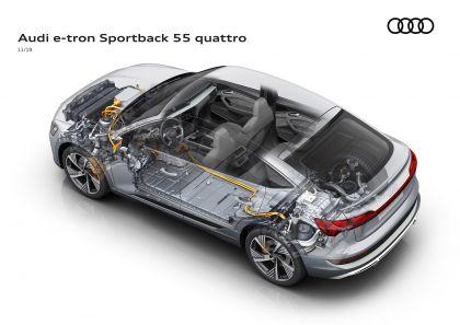 2020 Audi e-Tron Sportback 98