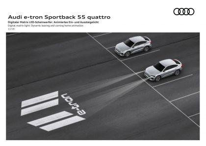 2020 Audi e-Tron Sportback 107