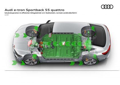 2020 Audi e-Tron Sportback 123