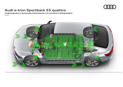 2020 Audi e-Tron Sportback 124