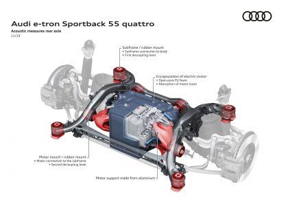 2020 Audi e-Tron Sportback 129