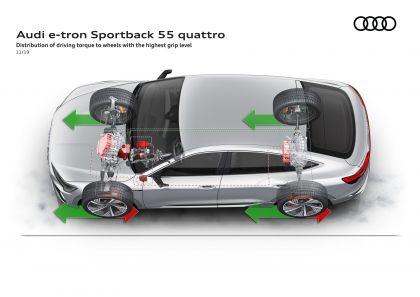 2020 Audi e-Tron Sportback 139