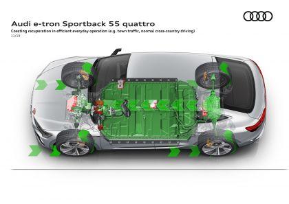 2020 Audi e-Tron Sportback 148