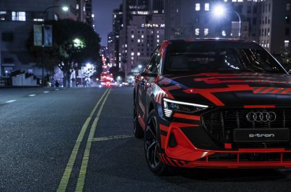 2020 Audi e-Tron Sportback 157