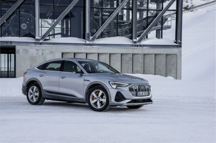 2020 Audi e-Tron Sportback 190