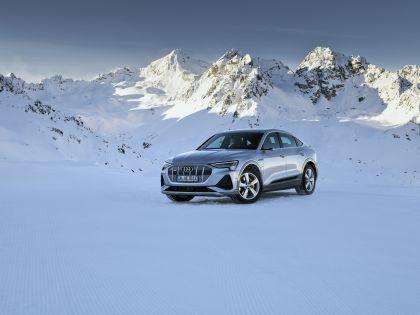 2020 Audi e-Tron Sportback 196
