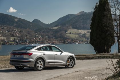 2020 Audi e-Tron Sportback 200