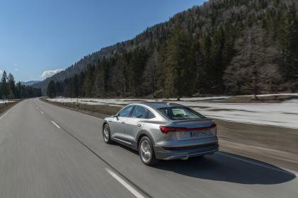 2020 Audi e-Tron Sportback 205