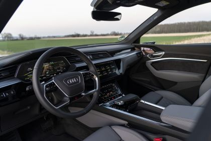 2020 Audi e-Tron Sportback 209
