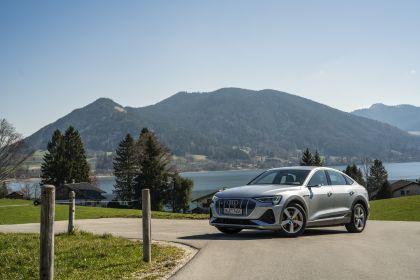 2020 Audi e-Tron Sportback 215