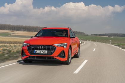 2020 Audi e-Tron Sportback 225