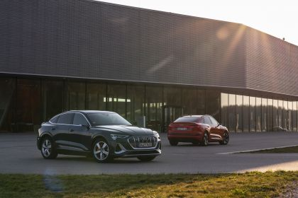 2020 Audi e-Tron Sportback 231
