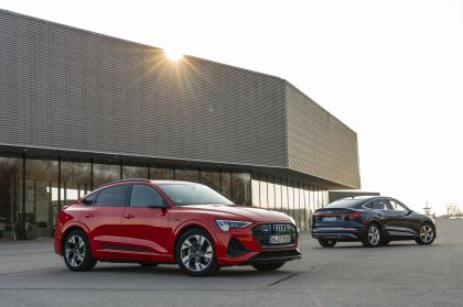 2020 Audi e-Tron Sportback 234