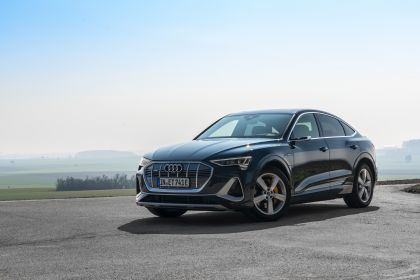 2020 Audi e-Tron Sportback 240