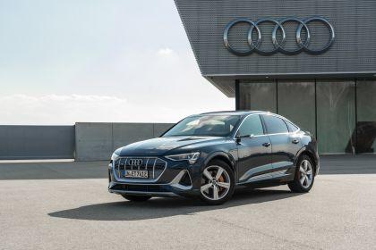 2020 Audi e-Tron Sportback 242