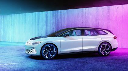 2019 Volkswagen ID. Space Vizzion concept 1