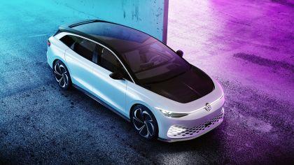 2019 Volkswagen ID. Space Vizzion concept 4