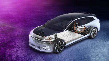 2019 Volkswagen ID. Space Vizzion concept 5