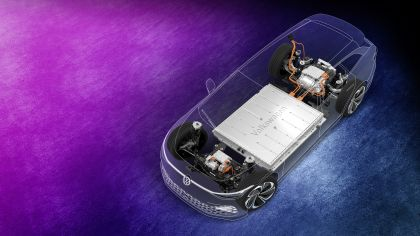 2019 Volkswagen ID. Space Vizzion concept 6