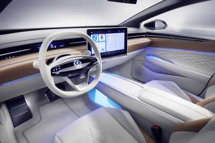 2019 Volkswagen ID. Space Vizzion concept 15