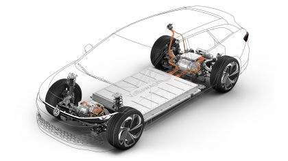 2019 Volkswagen ID. Space Vizzion concept 22