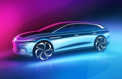 2019 Volkswagen ID. Space Vizzion concept 26