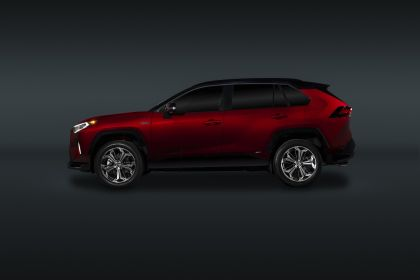 2021 Toyota RAV4 Prime XSE 8