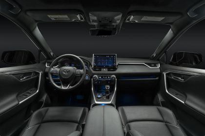 2021 Toyota RAV4 Prime XSE 19