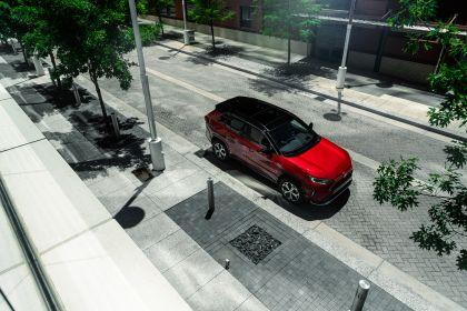 2021 Toyota RAV4 Prime XSE 36