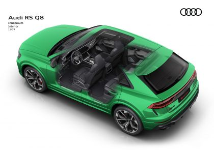 2020 Audi RS Q8 60