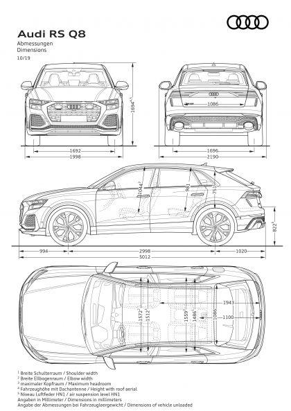 2020 Audi RS Q8 77