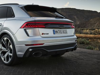 2020 Audi RS Q8 90