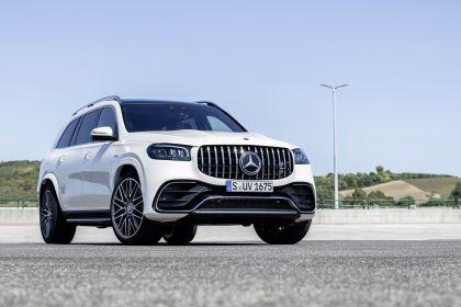 2021 Mercedes-AMG GLE 63 4Matic+ 3