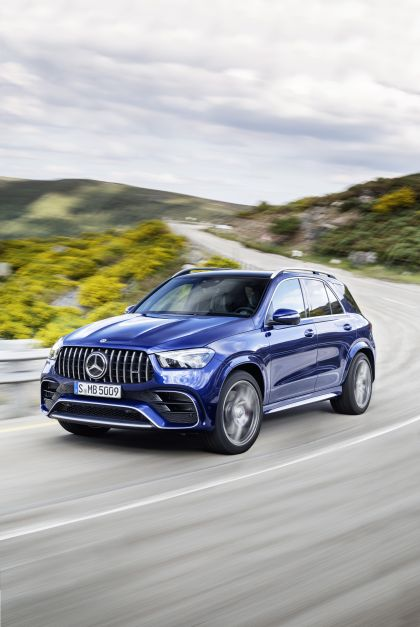 2021 Mercedes-AMG GLE 63 S 4Matic+ 9