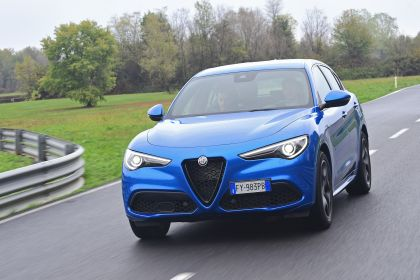 2020 Alfa Romeo Stelvio 36