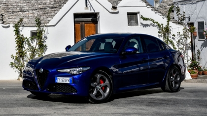 2020 Alfa Romeo Giulia 9