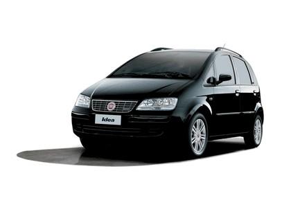2008 Fiat Idea 1