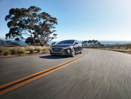 2020 Hyundai Ionic Electric - USA version 8