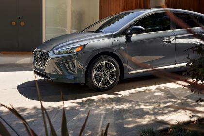 2020 Hyundai Ionic Electric - USA version 12