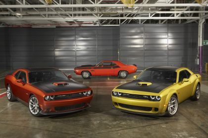 2020 Dodge Challenger 50th Anniversary edition 1