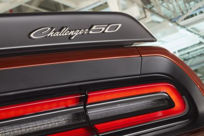 2020 Dodge Challenger 50th Anniversary edition 12