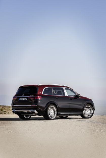 2020 Mercedes-Maybach GLS 600 4Matic 20