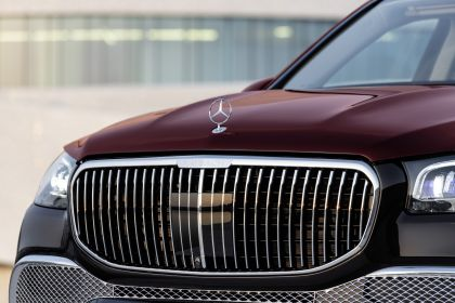 2020 Mercedes-Maybach GLS 600 4Matic 27