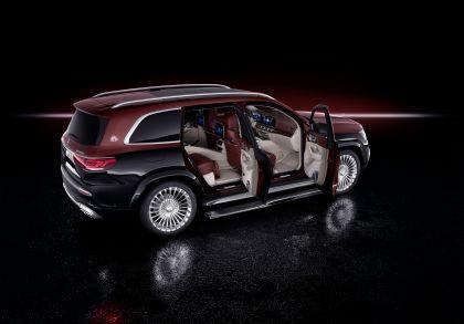 2020 Mercedes-Maybach GLS 600 4Matic 43