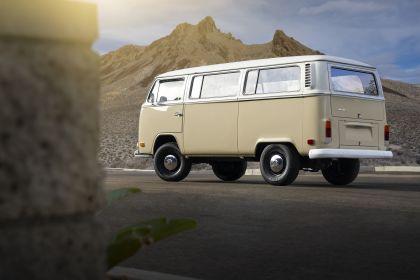 2019 Volkswagen Type 2 Bus Electrified concept 6
