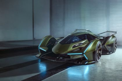 2019 Lamborghini Lambo V12 Vision Gran Turismo 4