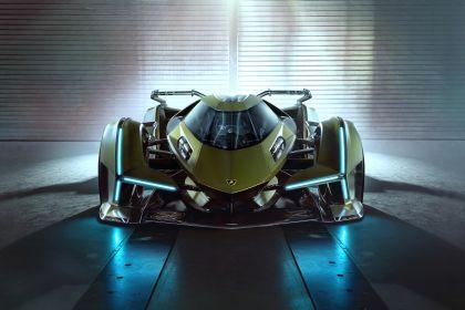 2019 Lamborghini Lambo V12 Vision Gran Turismo 8