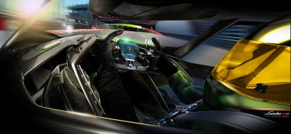 2019 Lamborghini Lambo V12 Vision Gran Turismo 14
