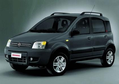 2008 Fiat Panda 4x4 Rossignol 1