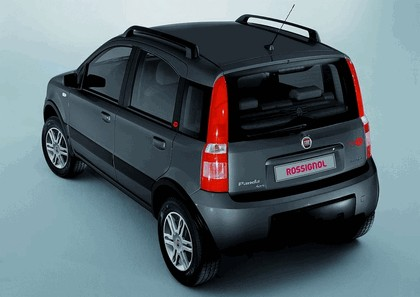 2008 Fiat Panda 4x4 Rossignol 2